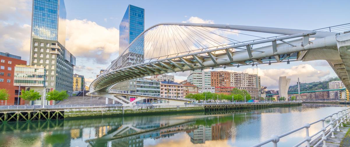 Guía Bilbao, Puente Pedro Arrupe